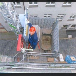Ascenseur de chantier 1000kg