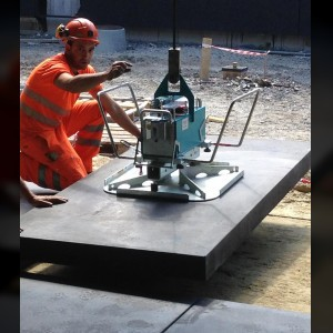 Vacuum lifting device for stone 750kg