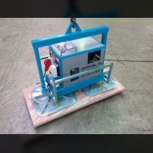 Stone vaccum lifter back Vacuum lifting device for stone 3'000kg