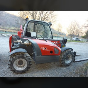 Telescopic forklift 1.2T